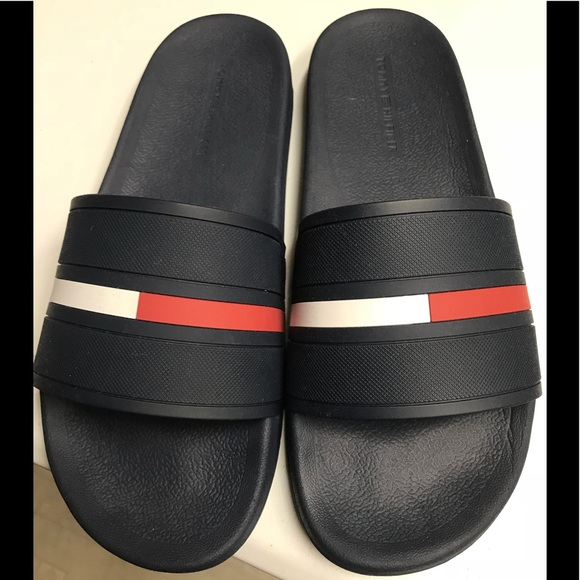 5faef422b100 Tommy Hilfiger Ennis Sandals (Size 11). M 5b784db3800dee9d9e0f7f4f